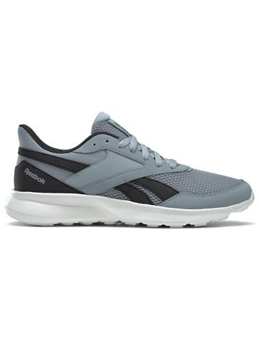 Reebok Erkek Siyah Quick Motion 2.0 Koşu Ayakkabısı FV15 Gri
